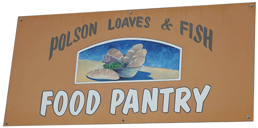 Polson Loaves and Fish Food Pantry